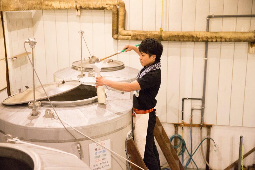 Des sakés français élaborés avec la même rigueur qu'au Japon.
