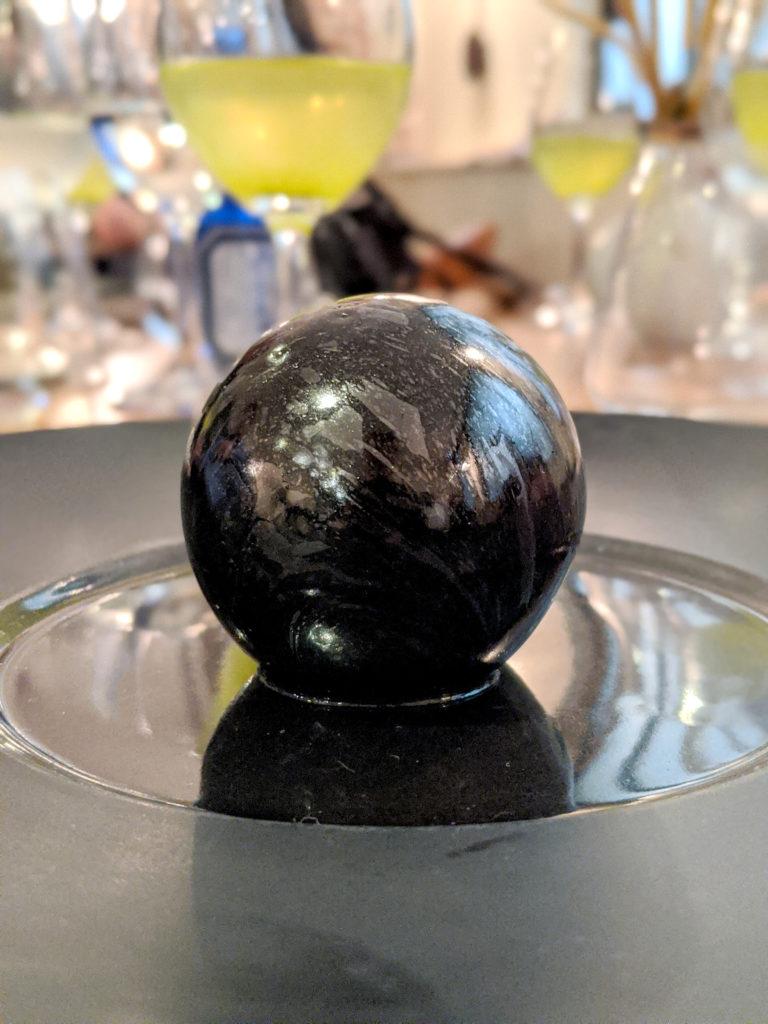 Dessert Accents table bourse