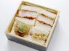 Sandwich aux escalopes de porc panées - Katsusando